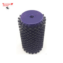 IGOSKI Nylon Roto Borstel voor Cross-Country Ski Waxen Past 10mm Hex Shaft Skiboard Snowboard(China)