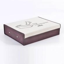 12 Grid Bag Non-Woven Fabric Folding Case Storage Box For Bra Necktie Socks Underwear Clothing organizer