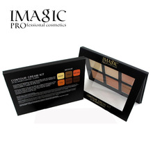 IMAGIC  Makeup  Oil-control Moisturizing Cover Pore contour Concealer Foundation Cream cream kit  Foundation Contour Face Cream