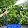 Высокое качество 25FT-100FT садовый шланг расширяемый волшебный гибкий резиновый шланг высокого давления шланг для мытья автомобиля спрей труб...