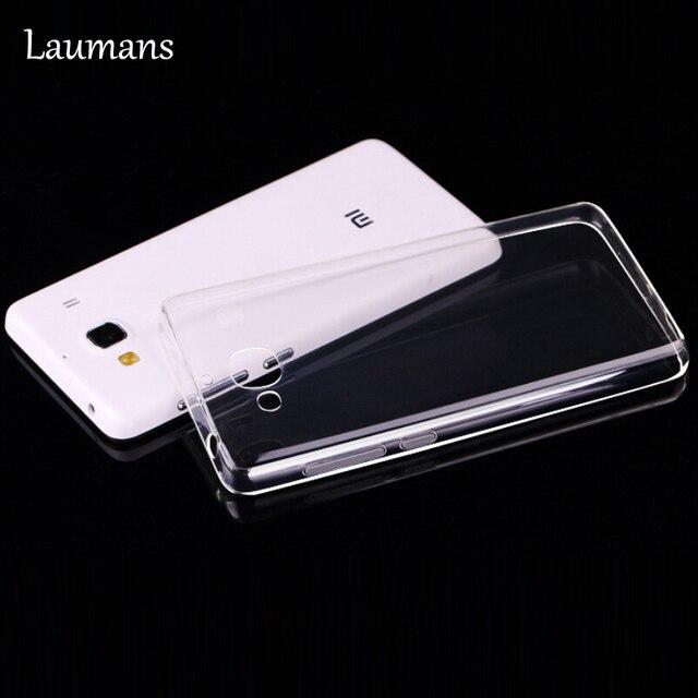 newest c2eef 3dcfd US $18.19 |Laumans 20pcs/lot TPU Phone Case For Xiaomi Redmi 2 Ultra thin  Transparent Soft Protective Phone Cover For Xiaomi Redmi 2s-in Fitted Cases  ...