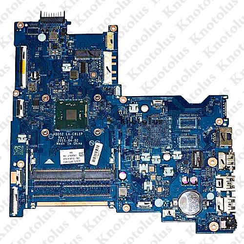 816812-501 for hp 15-AC Laptop Motherboard 816812-001 LA-C811P DDR3 Free Shipping 100% test ok 815248 501 main board for hp 15 ac 15 ac505tu sr29h laptop motherboard abq52 la c811p uma celeron n3050 cpu 1 6 ghz ddr3