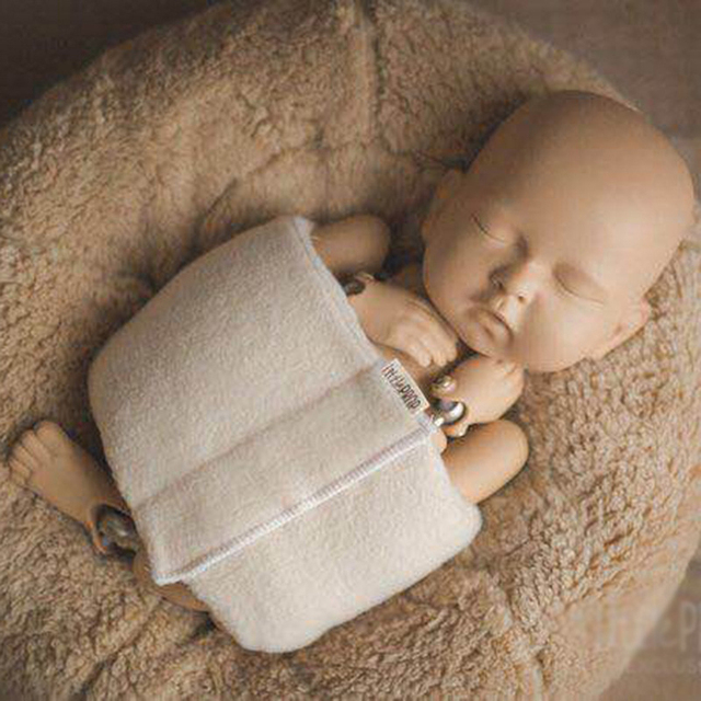 Accesorios de fotografía de bebé recién nacido posavasos envoltura profesional para fotos accesorios de estudio accesorios de foto
