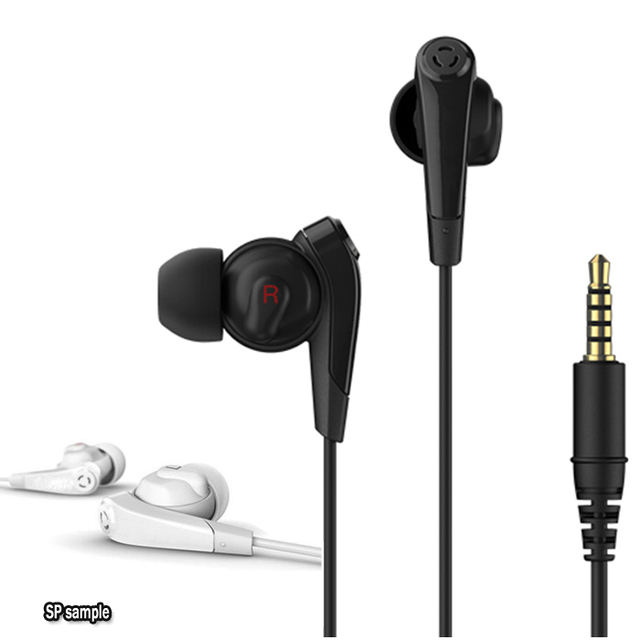New Noise Reduction Headset Stereo Earpiece For SONY Xperia L50W L50T L50U D6502 D6503 Z3 L55T L55U MDR-NC31E in-ear Headphone