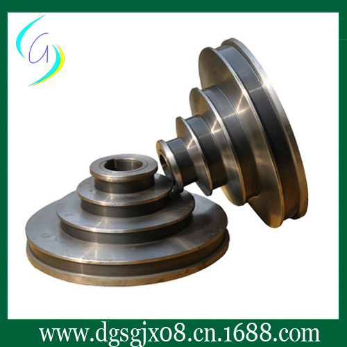 Tungsten carbide/ ceramic coated tower pulley   cone/step pulley wire drawing tungsten carbide steel ring with wire drawing application