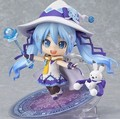 Nendoroid VOCALOID Hatsune Miku 2014 New Snow Miku: Magical Snow Ver PVC Action Fifure Collection Toy Doll