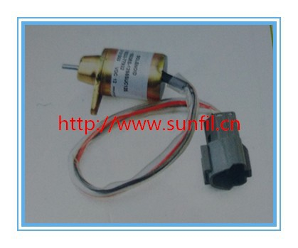 High quality 779233-77932 150ES-12S5SUC12S shut off switch stop solenoid valve ,24V,4PCS/LOT