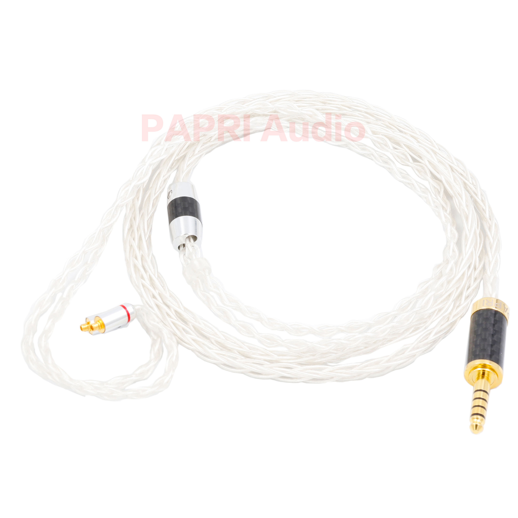 Papri 2 5mm 3 5mm 44mm Diy Upgrade Headphone Cable Gs03