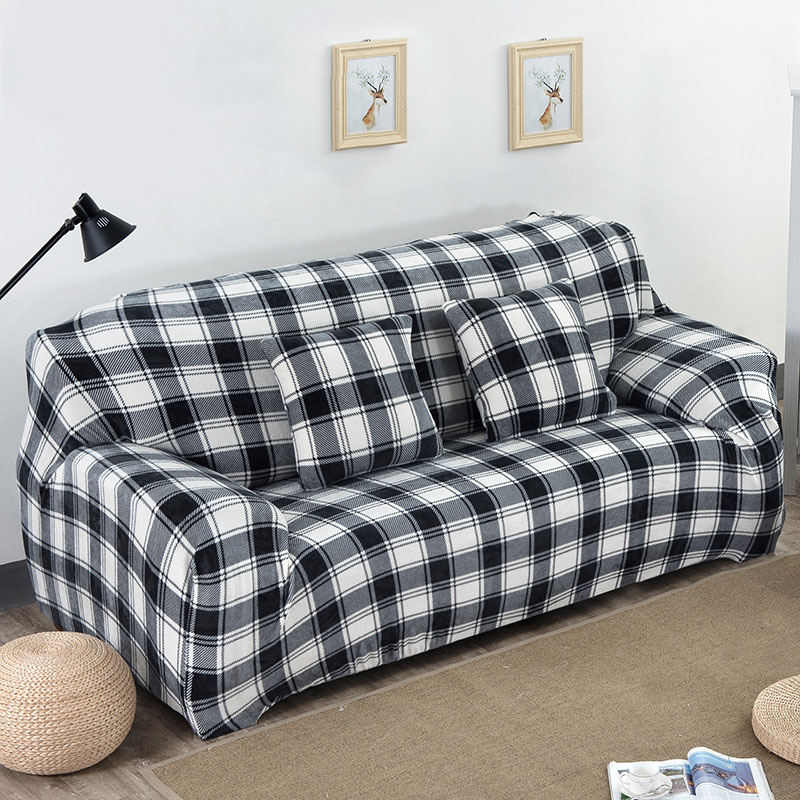 100% Polyester sofa cover slip-resistant Sofa Covers sectional elastic full sofa Cover/towel Single/Two/Three/Four-seater divano