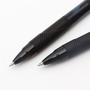 Image 2 - 6 шт./лот Mitsubishi Uni SXN 157S гладкая масляная ручка 0,7 мм наконечник JETSTREAM шариковая ручка письменные принадлежности для детей студентов