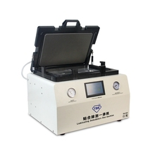 TBK 308A 15inch Automatic Cell Phone Screen Bubble Removing LCD Laminating Machine for Glass Refurbishment