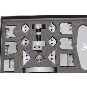 Image 4 - 26 in 1 Gtool GB1100 iCorner Kit for iPod iPad iPhone 5 5S 6 6Plus 6s 7 Corner Sidewall Bend Fix frame Repair Tool Set