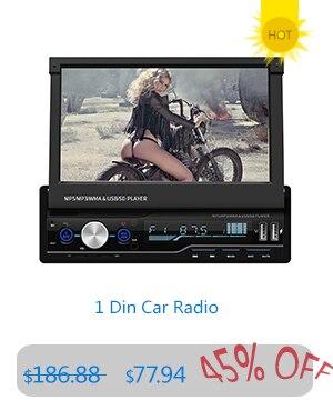 1 din car radio