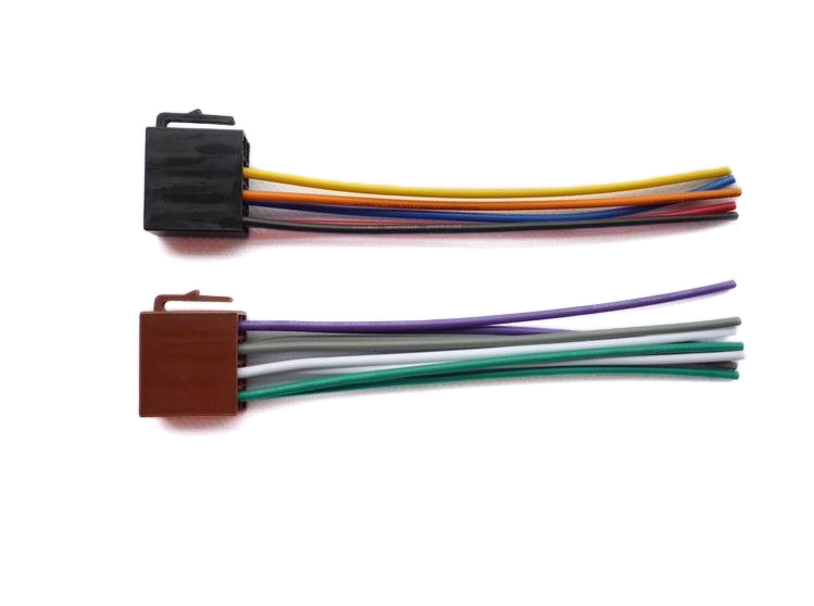 popular 8 pin wire harness buy cheap 8 pin wire harness lots from moonet car radio cd player 8 pin male wire harness for volkswagen peugeot qx133