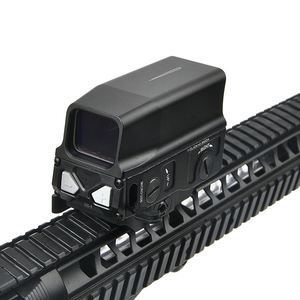 Image 3 - Optical UH1 Red Dot Sight Scope Reflex Sight Holographic Sight for 20mm Rail Hunting Scopes with USB Charge