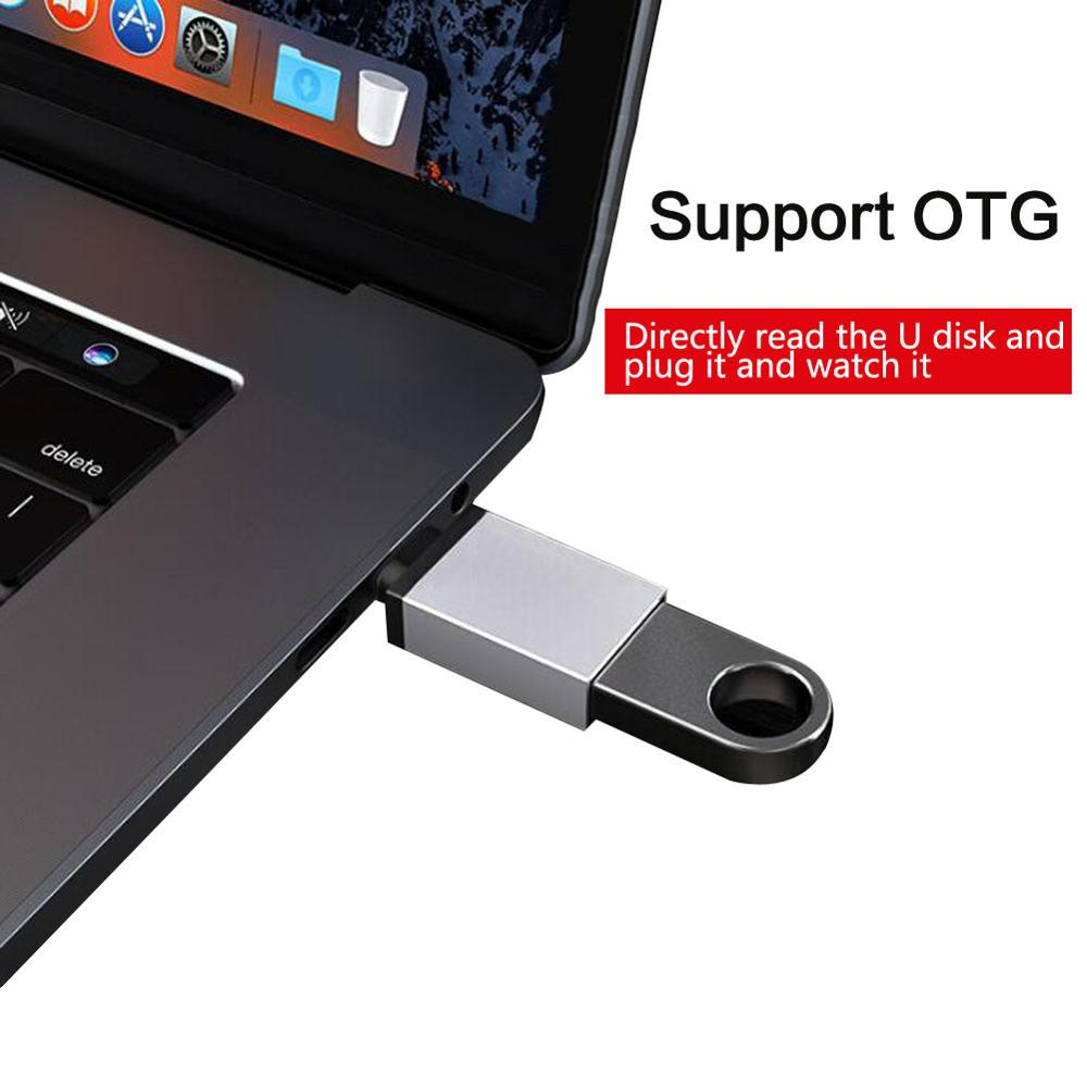 Hot Sale] USB 3 0 Type C OTG Cable Adapter Type C USB C OTG
