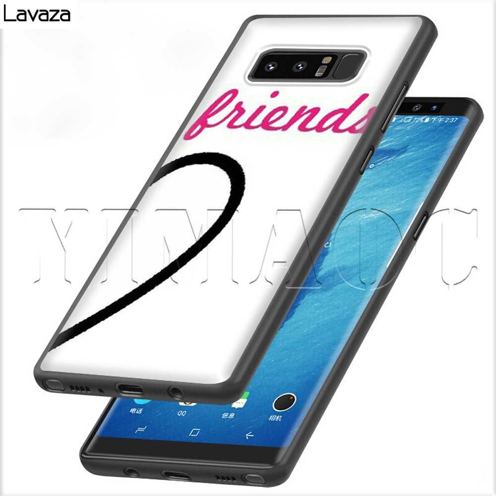 Lavaza Teman Terbaik Case untuk Galaxy S6 S7 Edge S8 S9 S10e Plus A3 A5 A6 A7 A8 A9 J6 note 8 9 2018