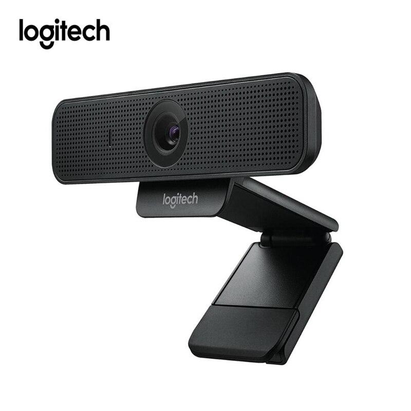 Logitech C925e 1080P 60Hz Full HD Webcam Built In Microphone Autofocus Computer Web Camera Conference Dedicated