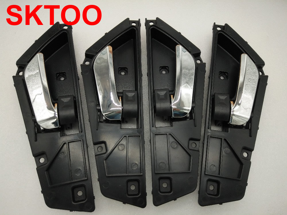 SKTOO 4Pcs INTERIOR DOOR HANDLE FOR LIFAN X60