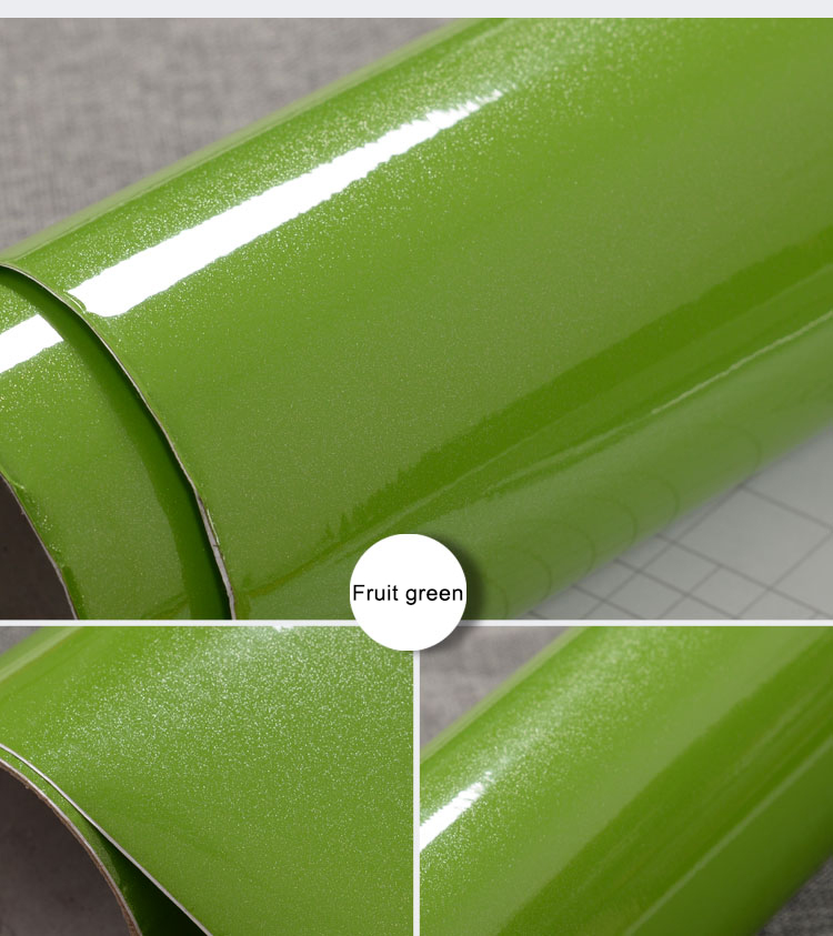 Aliexpress.com : Buy Glossy DIY Decorative Film PVC Self adhesive ...