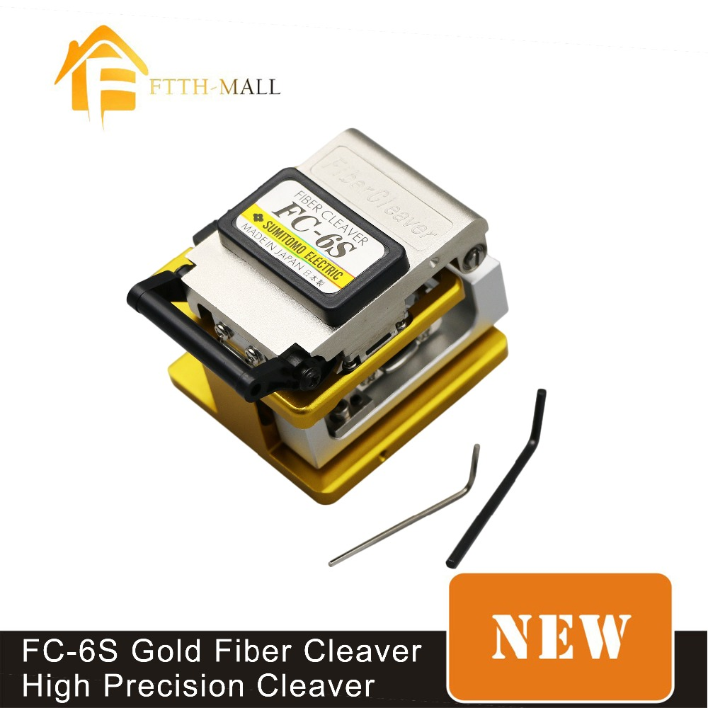 VOLKSTEC FC-6S Fiber Optic Cleaver High Precision CleaverVOLKSTEC FC-6S Fiber Optic Cleaver High Precision Cleaver