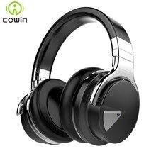Cowin E 7 Active Noise Cancelling Bluetooth Casque Sans Fil Casque Deep bass Casque stéréo avec Microphone pour téléphone