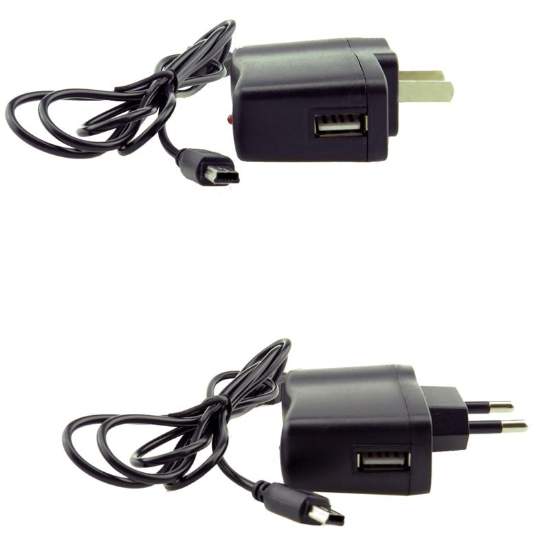 EU/US USB Power Adapter USB Travel Charger Compatible with the Tecsun radios PL-380, PL-310ET, PL-360, PL-398MP, PL-606, PL-505 кабель тв вилка тв розетка антенный 3 м
