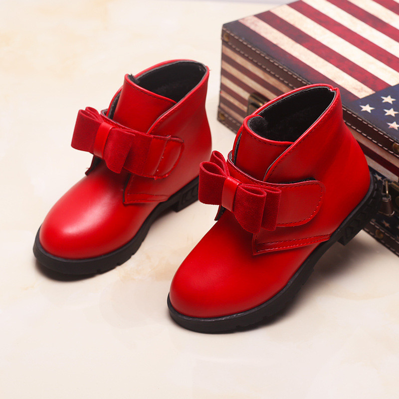 2016-Autumn-Winter-Kids-Boots-PU-Leather-Girls-Shoes-Children-Snow-Slip-resistant-Fashion-Martin-Boots-Girls-Ankle-Boots-3
