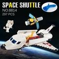 Hot space shuttle satellite строительный блок астронавт кирпичи совместимы legoeinglys. город DIY развивающие игрушки для детей подарки
