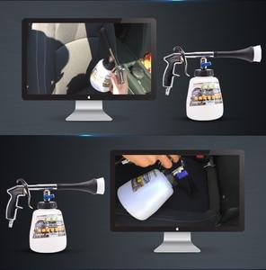 Image 5 - Pistolet de nettoyage pour voiture à tornade r, à mousse, outil pour véhicule, pour lavage de voiture, à haute pression, à tornade