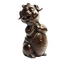 Shengwei craft Африканский негр королева Лаки свинья высококлассные домашнего декора праздничные украшения одна пара 26 СМ