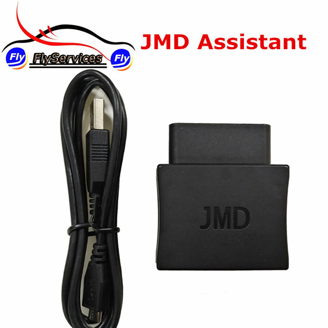 JMD Handy Baby OBD Adapter Assistant For Volkswagen For VW ID48 Directly Clone New Key Or All Key Lost Fast Shipping