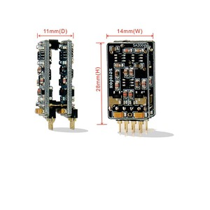 Image 4 - Lusya Full Discrete Component Operational Amplifier HiFi AUDIENCE Preamp Single/Double Op Amp Replaces Muses02 OPA627 T0081