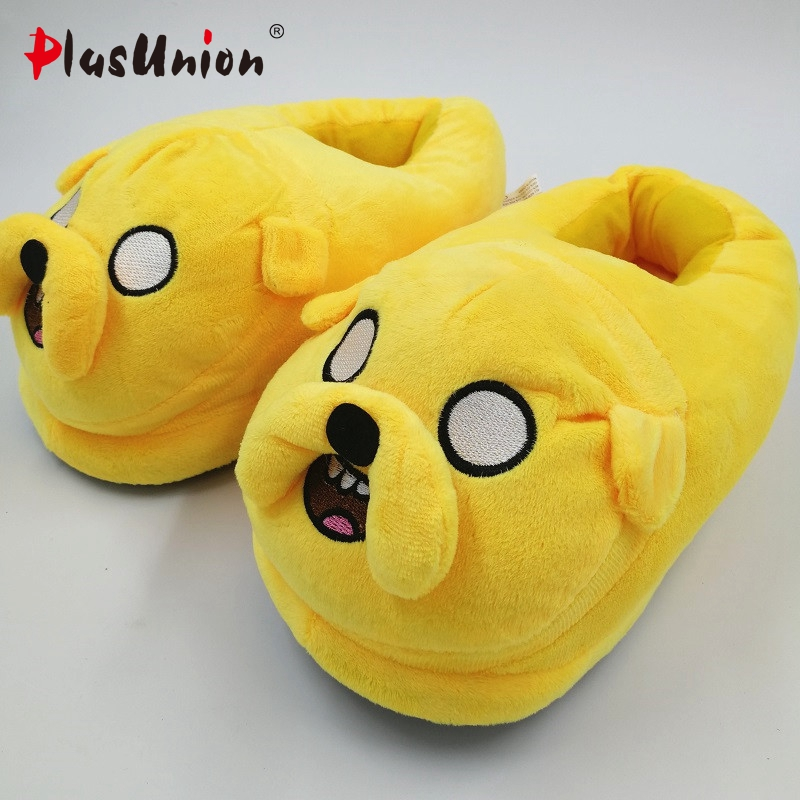 cartoon indoor cute winter pig warm slippers adult unisex plush furry fluffy animal shoes women rihanna house anime home cosplay new 2017 house shoes cute happy big feet style giant toe footwear winter warm plush slippers soft unisex indoor shoes