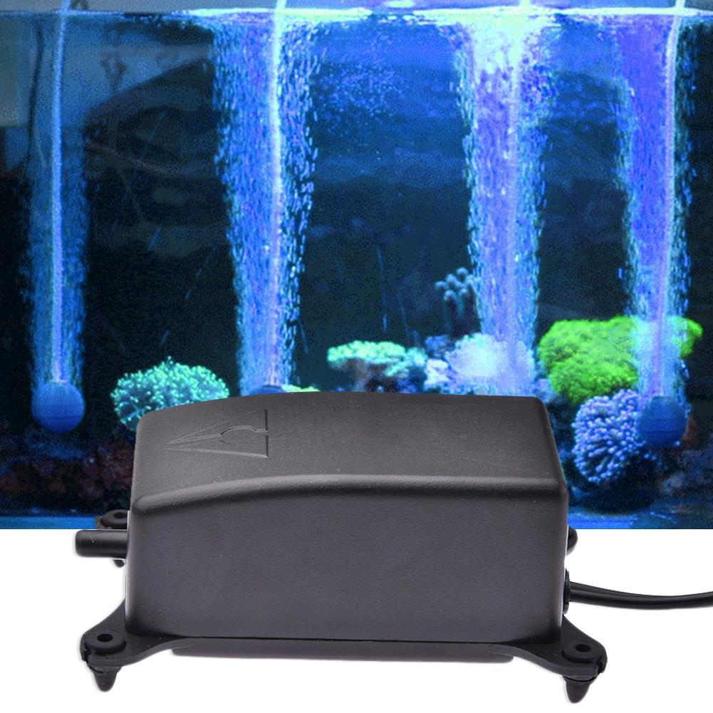 Small Silent Aeration Pump Aquarium Aquarium Oxygen Pump Non-slip Shockproof Base