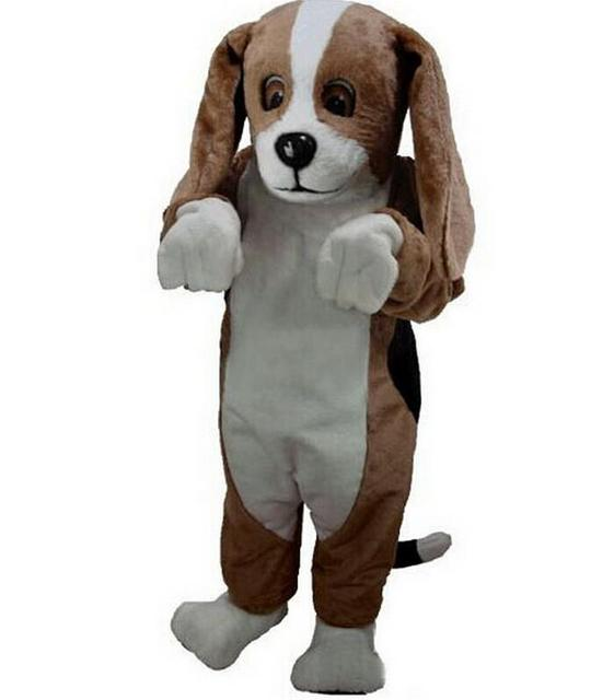 Basset Hound Mascot Costumes For Adult Animal Xmas Halloween Outfit Fast Custom  sc 1 st  AliExpress.com & Basset Hound Mascot Costumes For Adult Animal Xmas Halloween Outfit ...
