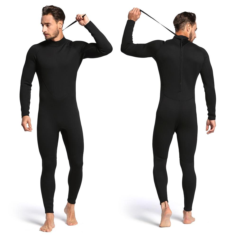 Men Women s Diving Suit 2mm Full Body Wetsuit S XXL Swimming Surfing Diving Snorkeling Suit