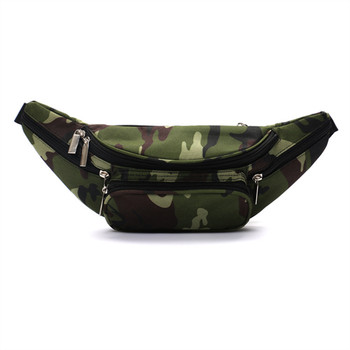 High Quality Ride Travel Camouflage Waist Bag Bananka Travel Leisure Fanny Pack Men And Women Walking Mountaineering Belly Band 1
