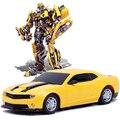 2016 novo presente da criança brinquedo elétrico rc cars presente toys remoto bumblebee automóvel modelo de carro de controle remoto de alta velocidade