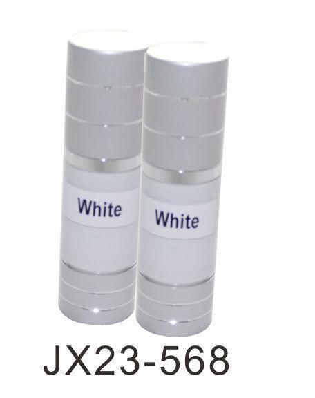 2 Pcs 60 ml/Branco garrafa de Vácuo Estéril Maquiagem Permanente Cosméticos Pigmento Da Tinta De Tatuagem Para As Sobrancelhas Delineador Tatuagem Abastecimento