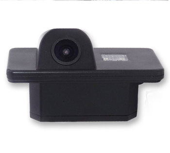 CCD car rear view back up reverse parking camera for BMW 1 3 5 series E90 E91 E60 E61 E62 E81 E87 E88 E39 E46 E63 HD image