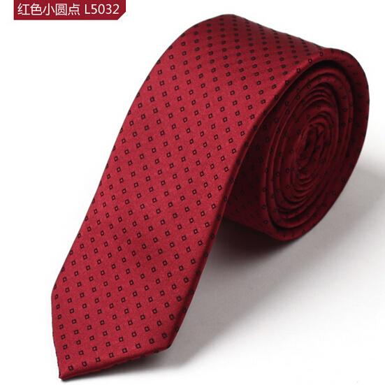 2016 Nuevas Llegadas de Alta Calidad de Los Diseñadores Marca Lazos Para Los Hombres Tie 5 CM Flaco Gravatas Moda Slim Tie Gravata Delgada de Los Hombres corbata