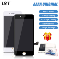 IST 100% AAAA Original Screen LCD For iPhone 8 Plus Screen LCD Replacement Display Touch Digitizer Tool Kits Screen 8 Plus LCDS