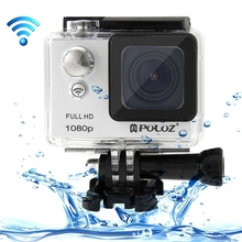 U6000 WIFI Action Camera Sports camera 2.0″LCD 1080P Full HD Mini Waterproof Camcorder Underwater Camera Diving 30M Waterproof