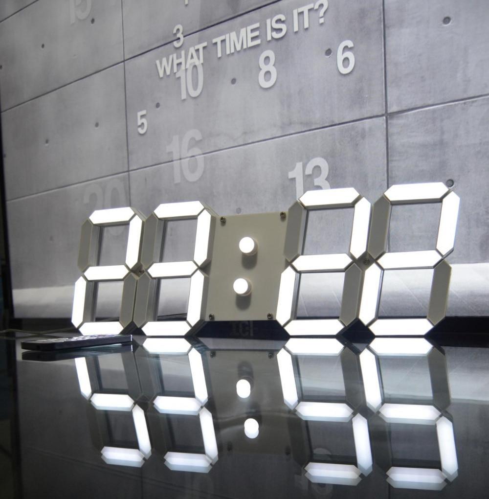 Large digital wall clock modern digital wall clock modern digital wall clock modern wall amipublicfo Image collections