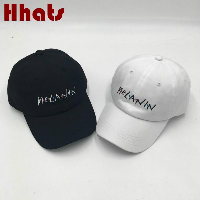 d80014302f7 which in shower MELANIN dad hat cap for women men snapback baseball cap hip  hop cotton adjustable curved sun hat k pop bone