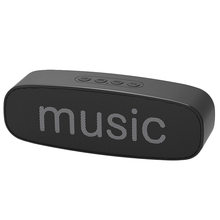Bluetooth Speaker Mobile Wireless Car Audio Smart Portable Ands-Free Card Outdoor Subwoofer Support Tf Card