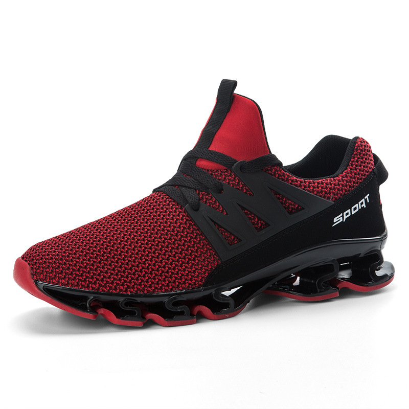 comfortable casual sneaker non-slip Anti-puncture  Cushioning sneaker 2018new  autumn winter  men
