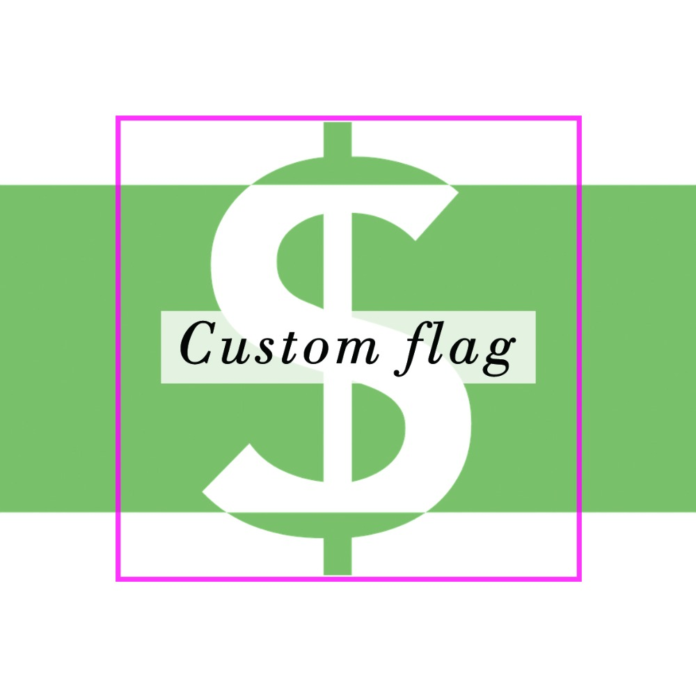 custom flag Special products, do not shoot without permission flags and banners 04(China)