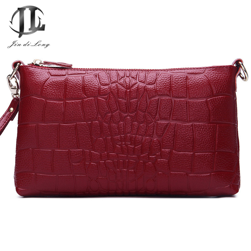 Leather Clutches For Women Female Clutch Crocodile Women's Wallet Genuine Leather Clutch Women's Genuine Leather Wallet yuanyu real 2018 new hot free shipping crocodile women clutches long wallet crocodile skin female wallet women purse